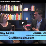 Jamie Utt and Amy Lewis sit down for a talk about bullying